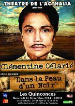 Affiche Clémentine Célarié