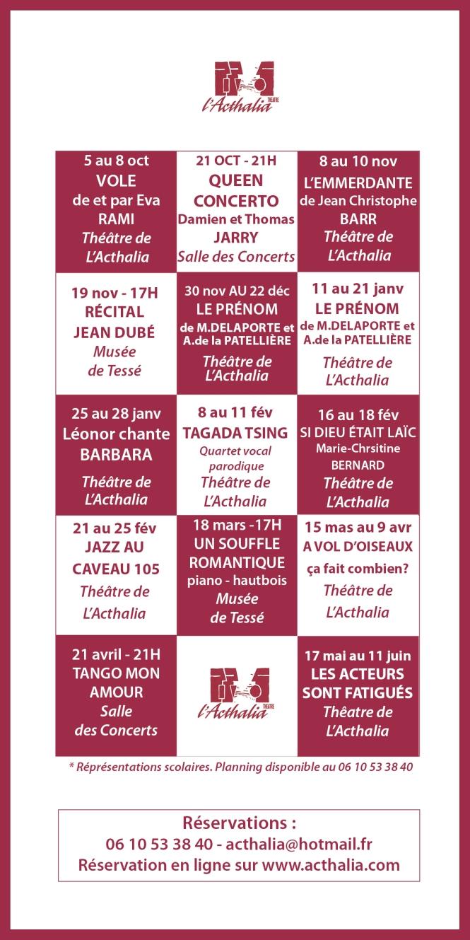Programme 2017-20183