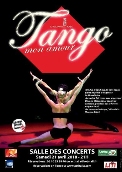 Affiche Tango web