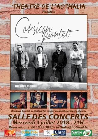 Affiche Corsican Quartet web