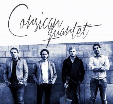 Corsican Quartet web