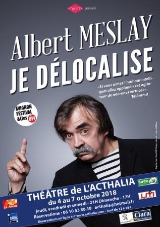 Affiche Albert Meslay web