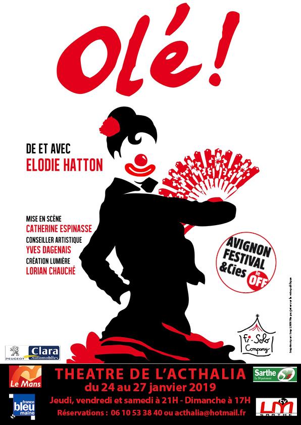 Affiche Olé