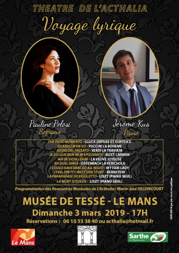 Affiche Concert 3 mars 2019