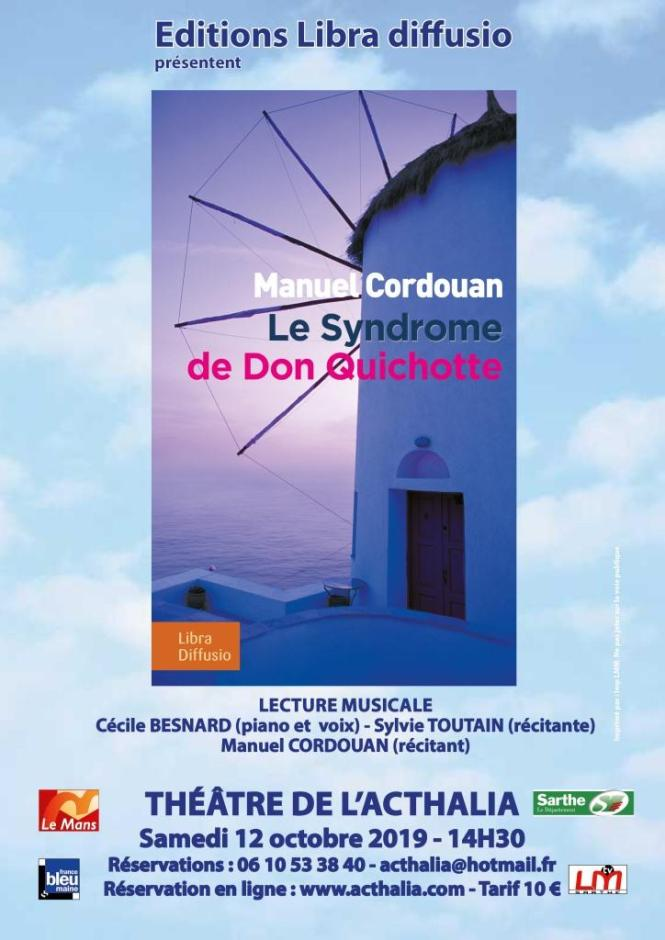 Flyer Syndrome de Don Quichotte web