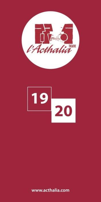 Programme 2019-2020 web