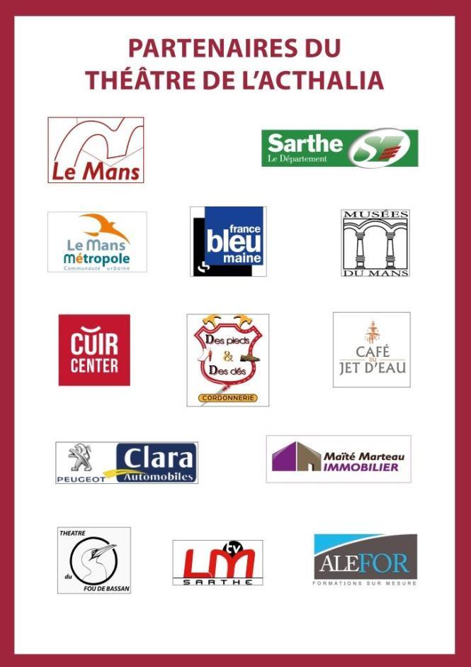 Affiche partenaires web